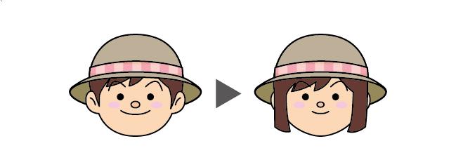 Illustratorを使ってマウスでイラストを描く方法